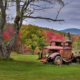 Autumn Relic by Bill Wakeley