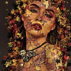 Autumn Spirit by Kathy Kelly