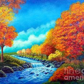Sarah Irland - Autumn Stream