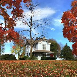 Autumn Victorian by Steve Karol