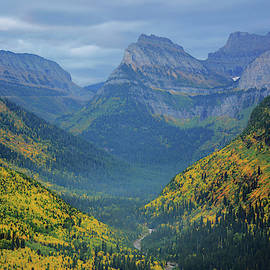 Autumn's Glory by Whispering Peaks Photography