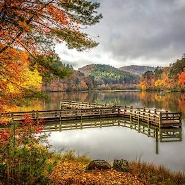 Autumn's Sweet Peace by Debra and Dave Vanderlaan