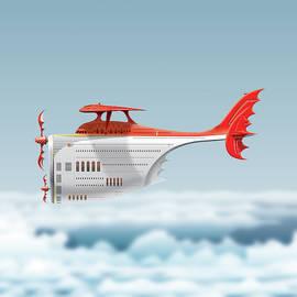 Avione Martellino by Marcelo Kato