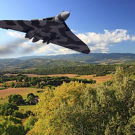 Avro Vulcan Under the Radar by Rob Lester