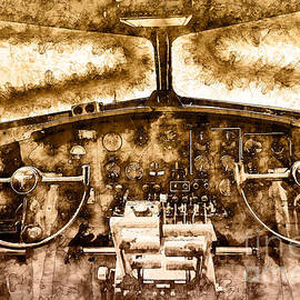 B17 Controls by Matthew Nelson