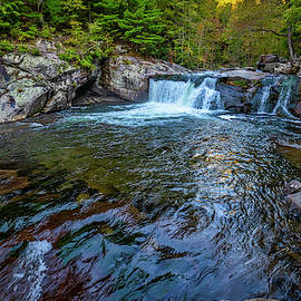 Baby Fall Pool by Andy Crawford