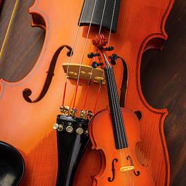 Baby Violin by Garry Gay