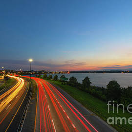 Back Cove Drive by Michael Ver Sprill