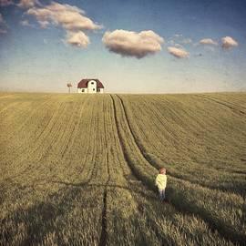 Back home by Dariusz Klimczak