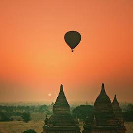 Bagan by Oleg Ver