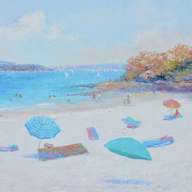 Jan Matson - Balmoral Beach Day