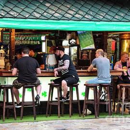Bangkok Street Eatery by Bob Phillips