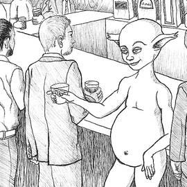 Bar Monster by Amy Stauff