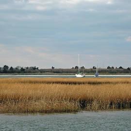 Barnegat Bay, New Jersey by Gordon Beck
