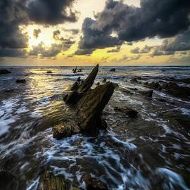 Barrika Beach I by Jose maria Luis marquez
