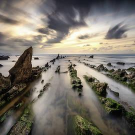 Barrika Beach Iii by Jose maria Luis marquez