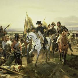 Bataille de Friedland, 1807 by Horace Vernet