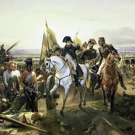 Bataille de Friedland by Horace Vernet