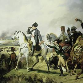 Bataille de Wagram, 1809 by Horace Vernet