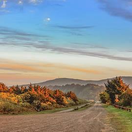 Bay Ocean Jetty Road - Cape Meares - Oregon by Beautiful Oregon