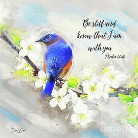 Be Still Bluebird by Tina LeCour