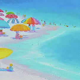Beach Color by Jan Matson