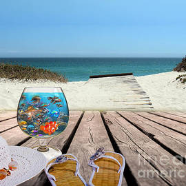 Beach Life  by Kathy Kelly
