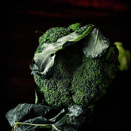 Beautiful Broccoli by Cassi Moghan