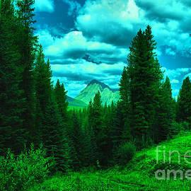 Beautiful Canada by Jeff Swan
