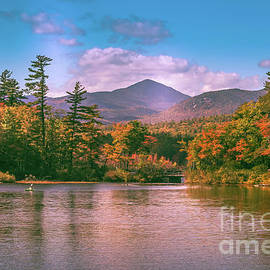 Beautiful October day in the White Mountains by Claudia M Photography