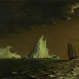 Belle Isle Strait, 1894 by Bloomfield Douglas