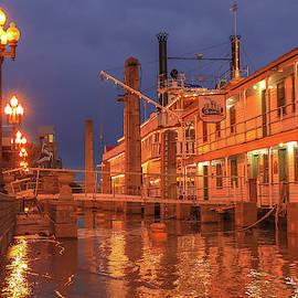 Belle Of Louisville by Dan Sproul