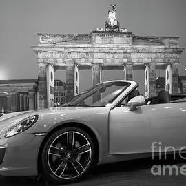 Berlin BW - Porsche Car by Stefano Senise