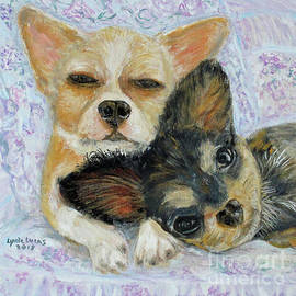 Best Friends by Lyric Lucas