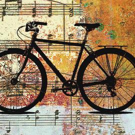Bicycle Music by Nancy Merkle
