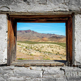 Big Bend Landscape View by Charles Dobbs