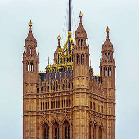 Big Ben's Big Sister by Enzwell Designs