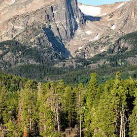 Big Mountain and Big Moose by Tony Hake