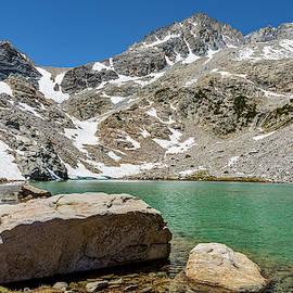Kelley King - Big Rock at Treasure Lake