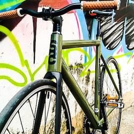 Bike Art by Melissa Wardley