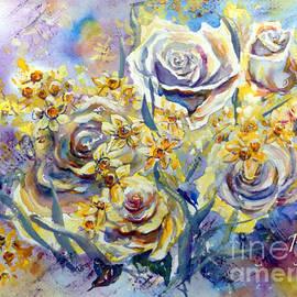 Birthday Blooms by Ryn Shell