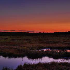 Bitzke Refuge Classic Sunset by Dale Kauzlaric