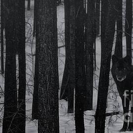 Black Ghost by Brad Allen Fine Art