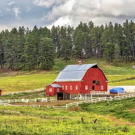 Black Hills Farm by Lorraine Baum