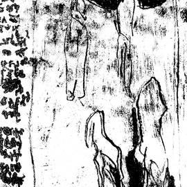 Black Ivory Actual 1b79z by Artist Dot