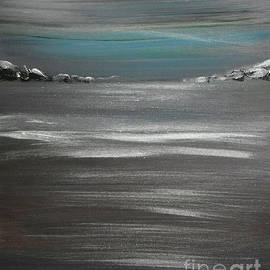 Black Sands by Cheryle Gannaway