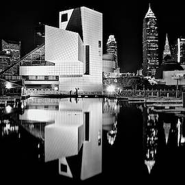 Blackest Night at the Rock Hall by Frozen in Time Fine Art Photography