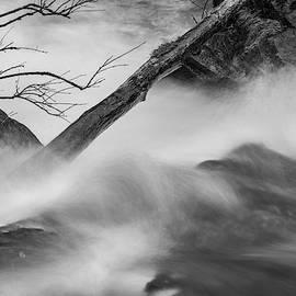 Blackstone River Xl Bw by David Gordon