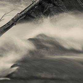 Blackstone River Xxxiv Toned by David Gordon