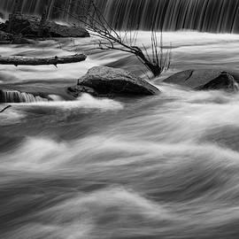Blackstone River XXXIX BW by David Gordon